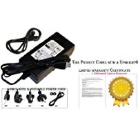 UpBright® OEM 3Prong HP OfficeJet 5600 5605 5610 5210 Q7311A Printer AC Adapter Power Supply Cord Cable PS Charger Mains PSU