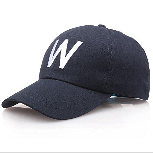MAOXZI Gorras de béisbol Ocasionales Gorras de Letras, 003
