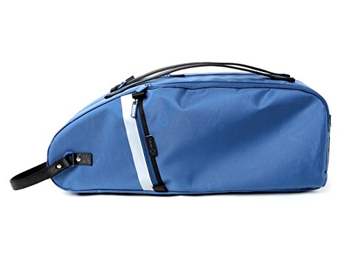Curtis Bags Dulcinea Saxophone Insulation Case - Alto Semi-Hard Basic One Size Blue by Curtis Bags
