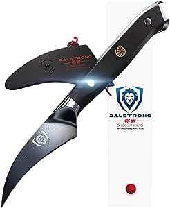 Amazon.com: dalstrong Bird s Pico cuchillo de pelar ...