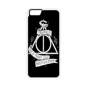 "Custom Harry Potter Phone Case, Custom Hard Back Cover Case for iPhone6 Plus 5.5"" Harry Potter"