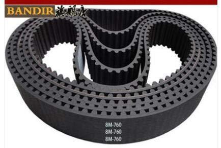 Ochoos HTD 8M 760 Ancho 10-15 mm Longitud de la correa de distribución 760