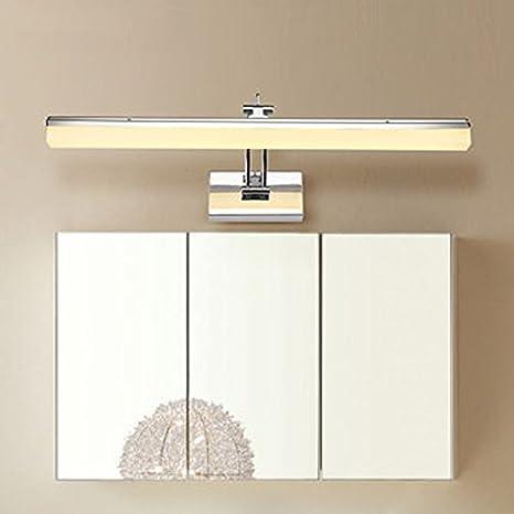 gaohx Light 490 mm adjutable Bombilla LED baño lavado habitaciones ligero Strandlektüre Gemälde través 85 –