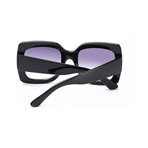Gris sol Gafas mujer para Negro FJROnline de 6Ox1TO |schedpost.com