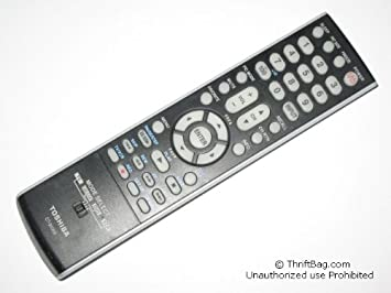 amazon com toshiba original oem ct 90262 remote control for the rh amazon com