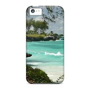 BrandonSabado CTEYWBy3180dAPSX Case Cover Skin For Iphone 5c (barbados Shore)