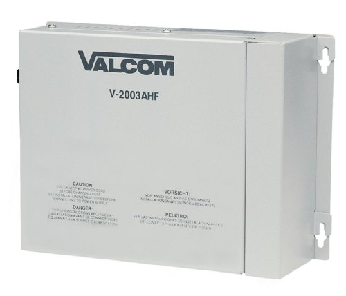 Valcom Page Control - 3 Zone Talkback (Single Line Paging Controller)