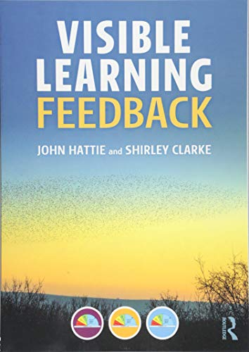 Visible Learning: Feedback (Volume 2)
