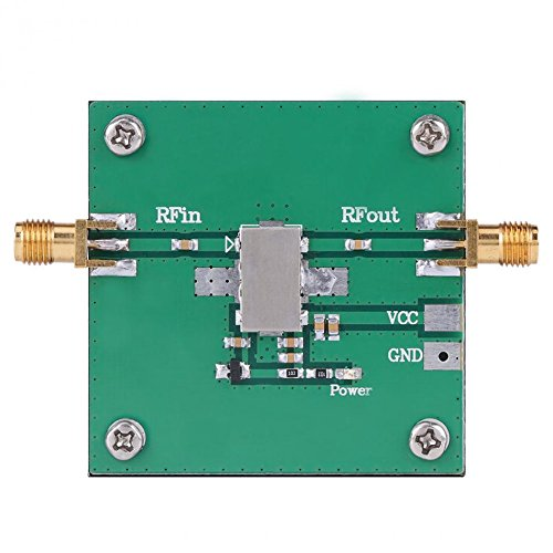 1PC 4.0W 30dB RF Power Amplifier SMA Female Connector 915MHz RF Broadband Low Noise by Single Mom (Image #3)