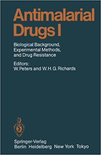 Book Antimalarial Drugs I: Biological Background, Experimental Methods, and Drug Resistance (Handbook of Experimental Pharmacology)