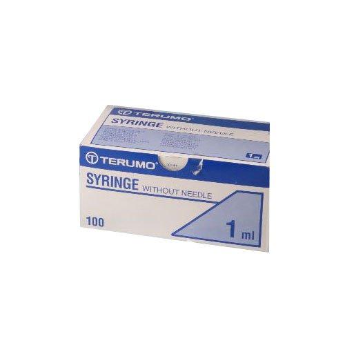 Medline BS-50ES Syringe, Terumo Luer Slip, 50 mL (Pack of 25)