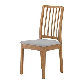 Unbekannt Ikea Ekedalen Orrsta Chaise En Chêne Gris Clair