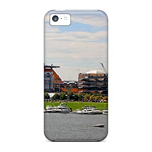 Ideal DateniasNecapeer Cases Covers For Iphone 5c(pittsburgh Steelers), Protective Stylish Cases wangjiang maoyi