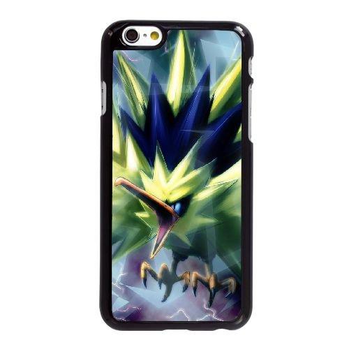 Zapdos Pokemon AD85MB3 coque iPhone 6 6S plus de 5,5 pouces de mobile cas coque W4AK2C5OE