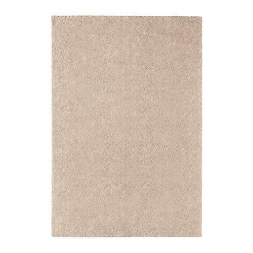 IKEA/イケア STOENSE:ラグ パイル短200x300 cm オフホワイト (004.268.09)   B07QH96T1Y