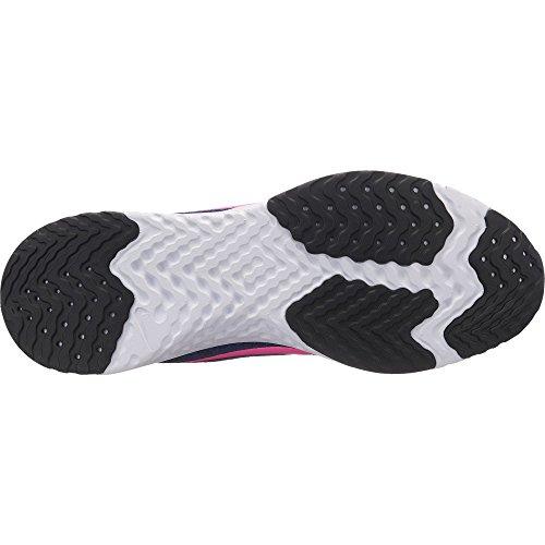 Sneakers Nike black Multicolore Wmns React Blue Royal Basses pink Blast white Odyssey Femme 001 deep r7ntqYrw