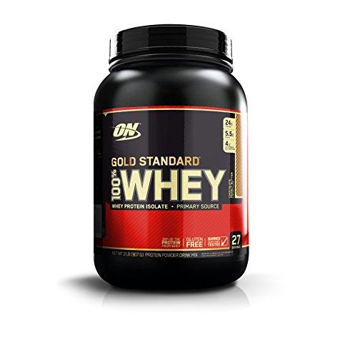 Whey Protein Chocolate Peanut Butter - Optimum Nutrition Gold Standard 100% Whey Protein Powder, Chocolate Peanut Butter, 2 Pound