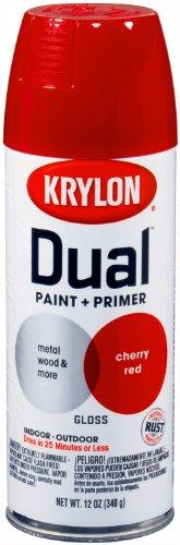 krylon-k08805007-dual-superbond-paint-and-primer-gloss-cherry-red-12-ounce