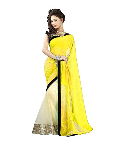 Yellow Sari - 2