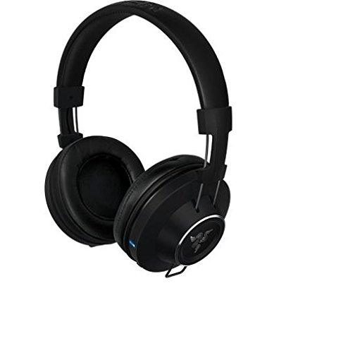 Razer Adaro Wireless Analog Music Headphones - Black