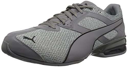 PUMA Men's Tazon 6 FM Knit Sneaker,grey,12 M US (Puma Shoes Sneakers Men)