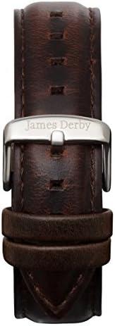 James Derby pour Femme Classique Chelsea 36mm Montre