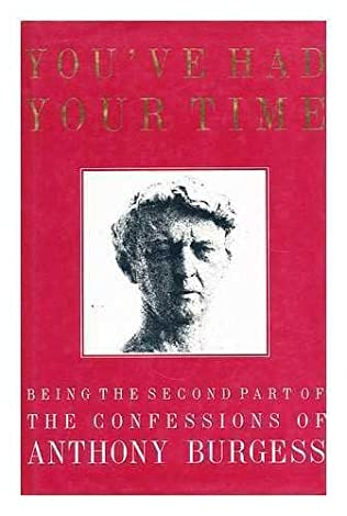 book cover of You\'ve Had Your Time