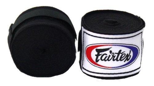 1 Pair of New Fairtex Muay Thai - Elastic Cotton