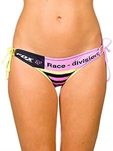 Fox Racing Womens Intake Side Tie Bottom Medium Blondie