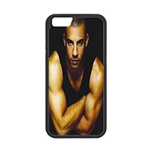 Vin Diesel a Perfect Body IPhone 6 Plus Cases, Tyquin - Black