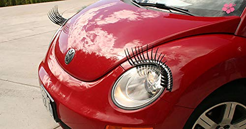 1998-2011 Carlashes for New Beetle Black