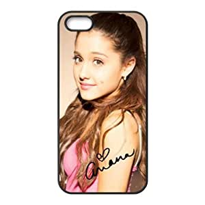 Customize American Famous Singer Ariana Grande Back Case for iphone 5 5S JN5S-2458