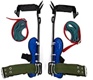 Litong Tree Climbing Artifact Widened Thickened Adjustable Lanyard, Unisex,Easy to Pick and Climb
