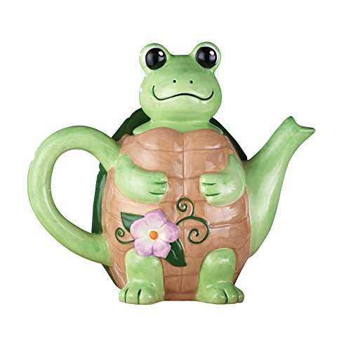 Happy Turtle Teapot (Turtle Time Tea)