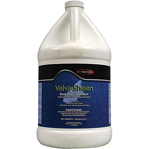 QuestSpecialty Velva-Sheen, Liquid, 1 gal (4 Pack)