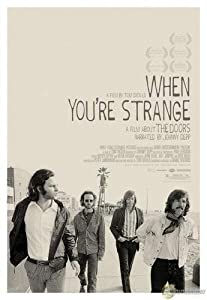 Cover Image for 'When You're Strange: A Film about The Doors'