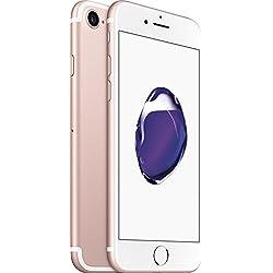 Apple iPhone 7 Factory Unlocked CDMA/GSM Smartphone - 32GB, Rose Gold (Certified Refurbished)