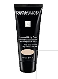 Dermablend Professional Leg and Body Cover, Medium 3.4 fl oz (100 ml)