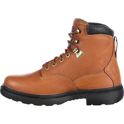 Pictures of Georgia Farm and Ranch Waterproof Boots G6503 Briar Brown 4