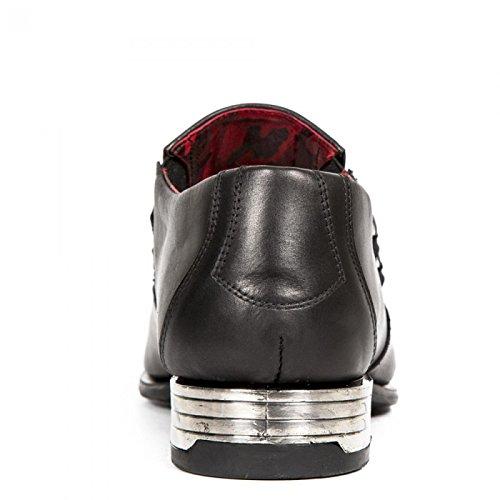 Nuovi Stivali Da Roccia M.nw155-c1 Urban Rock Herren Sneeker Schwarz