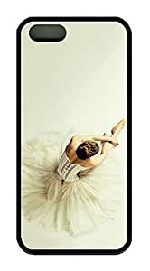 Ballet Dance Theme Iphone ipod touch4 Case TPU Material