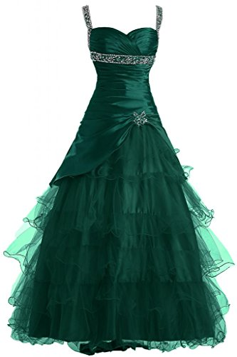 abito Sunvary abito satinato sposa Quinceanera Nastro da Multicolore Line Organza vestito 2014 A in vBc1qwpB