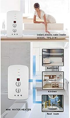 Mini Portable Electric Hot Water Heater