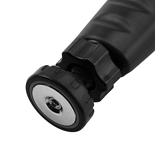 SODIAL Multifunction 1000 Lumen Rechargeable COB LED Slim Work Light Lamp Flashlight by SODIAL (Image #5)