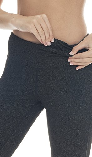 90-Degree-by-Reflex-Power-Flex-Yoga-Pants-Heather-Charcoal-Medium