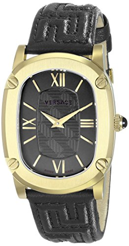 Versace-Womens-VNB030014-COUTURE-Analog-Display-Swiss-Quartz-Black-Watch