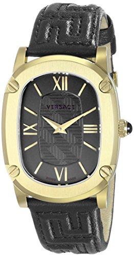 Versace-Womens-VNB030014-COUTURE-Analog-Display-Swiss-Quartz-Black-Watch