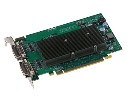 Matrox M9125 PCIe x16 Graphics Driver Download