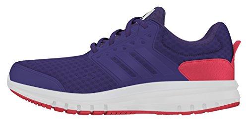 Adidas 3 – Galaxy Sneaker K Unisex Violet Bambini HrwHPRq