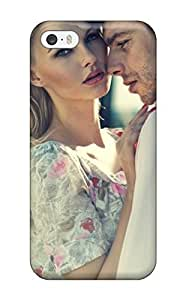 5791076K96375261 Premium Protective Hard Case For ipod touch4- Nice Diushoujuan Design - Stylish Fashion Model Girl And Cool Dude
